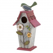 Birdhouse-Colorful Cottage