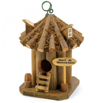 Birdhouse-Bed And Breakfast