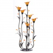 Candleholder-Calla Lilly