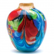 Vase-Hand Crafted