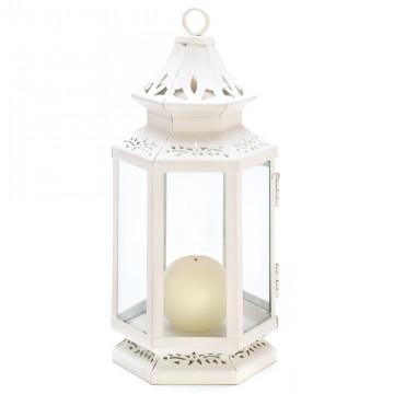 Candle Lantern-Victorian Large