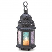 Candle Lantern - Moroccan