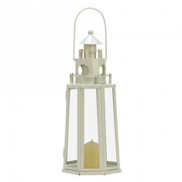 Candle Lantern - Lighthouse