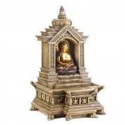 Fountain-Buddha Temple