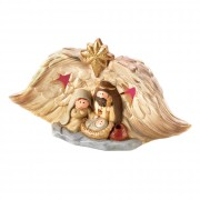 Angel's Wings - Golden Nativity