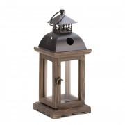 Candle Lantern - Rustoc Charm