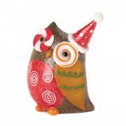 Winter  Decor-Holiday Owl