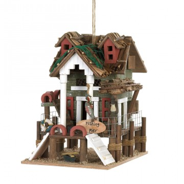 Birdhouse - Charming Pier