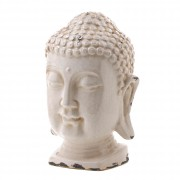 Buddha Head Decor - Ceramic
