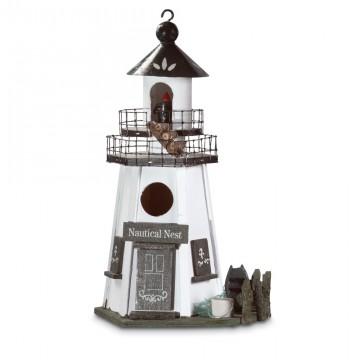 Birdhouse-Nautical