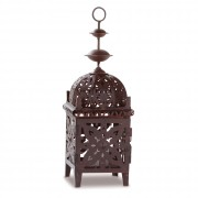 Candle Lantern-Moroccan