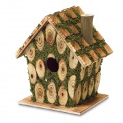 Bird House  -Crafty Cottage