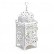 Candle Lantern-Floral