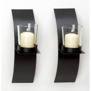 Candle Sconce Duo