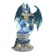 Dragon Figurine - Crystal Ball