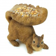 Birdfeeder-Woodland Squirrel