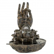 Fountain-Hand Of Buddha