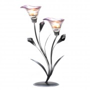 Candleholder-Calla Lily