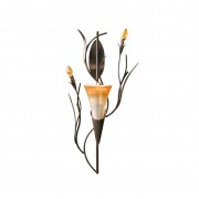 Wall Sconce-Dawn Lily