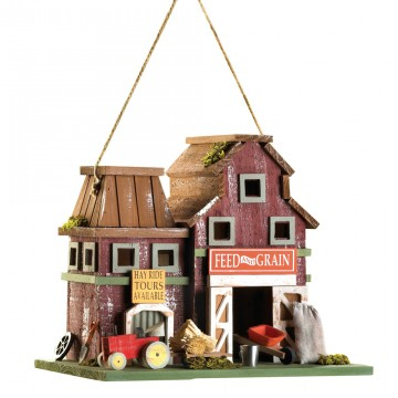 Birdhouse-Farmstead