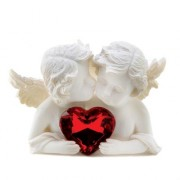 Love Figurine-First Kiss
