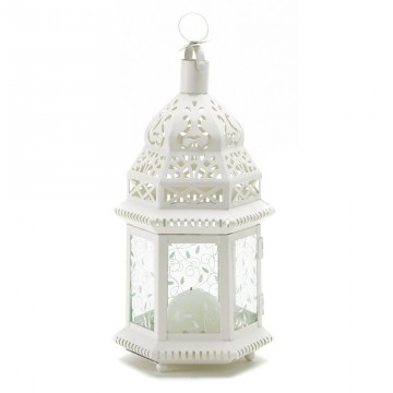 Candle Lantern- Moroccan