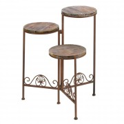 Planter Stand-Rustic